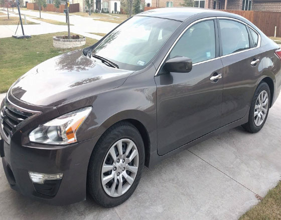 2013 Nissan Altima S for Sale - $10,500