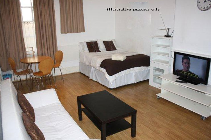 Accommodation in One Bedroom Apartment